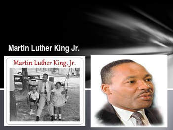 Martin Luther King Jr Powerpoint