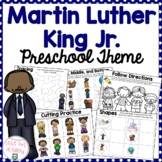 Martin Luther King Jr. Preschool Packet