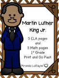 Martin Luther King Jr. - Print and Go Pack