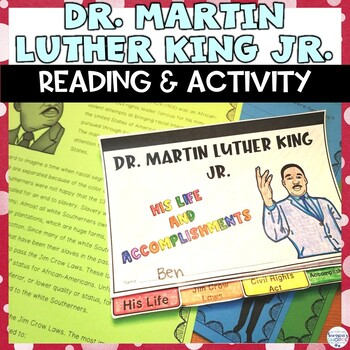 Martin Luther King Jr. Holiday Activity