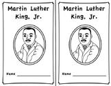 Martin Luther King, Jr. Printable Emergent Reader Book