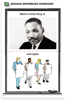 Martin Luther King Jr. - Printable Leveled Reader
