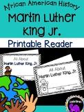 Martin Luther King, Jr. Printable Reader