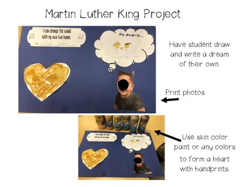 Martin Luther King Jr. Project