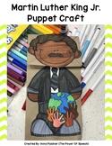 Martin Luther King Jr. Puppet Craft
