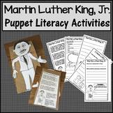 Martin Luther King, Jr. Puppet Literacy Activities