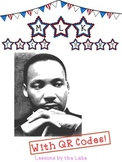 Martin Luther King Jr. QR Code Fact Hunt