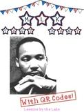 Martin Luther King Jr. QR Code Fact Hunt