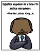 Martin Luther King Jr. Quote Posters