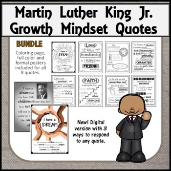 Martin Luther King Jr. Quotes BUNDLE