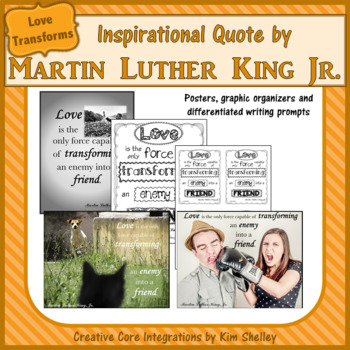 Martin Luther King Jr. Quotes LOVE