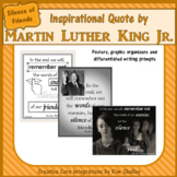 Martin Luther King Jr. Quotes SILENCE