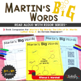 Martin Luther King Jr. Read Aloud Activity   MLK Day Activities   Black History