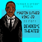 Martin Luther King Jr. Reader's Theater