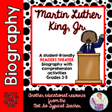 Martin Luther King, Jr. Day biography readers theater comp