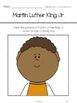 Martin Luther King, Jr. Reading Comprehension