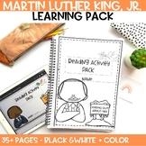 Martin Luther King Jr. Reading Comprehension Pack | Print & Digital