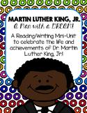 Martin Luther King Jr Reading/Writing Mini-Unit