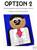 Martin Luther King Activities | MLK, Jr Flip Book Report