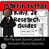 Martin Luther King, Jr. Research Flip Book