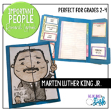 Martin Luther King Jr. Research Lapbook