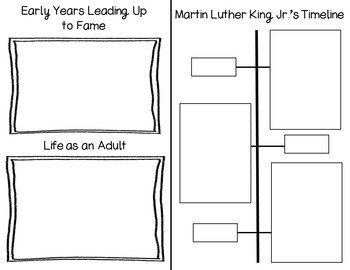 Martin Luther King Jr. Research Mini-Booklet