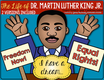 Martin Luther King Jr. Research and Publishing Book