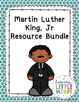 Martin Luther King Jr Resource Budle