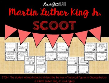 Martin Luther King Jr. SCOOT