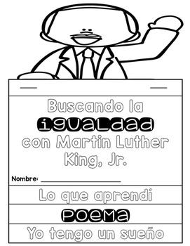 Martin Luther King, Jr. {SPANISH}
