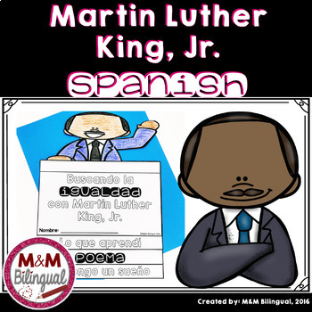 Martin Luther King, Jr. {SPANISH}