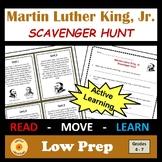 Martin Luther King, Jr. Scavenger Hunt