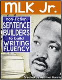 Martin Luther King Jr. Sentence Builders