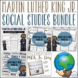 Martin Luther King Jr. Social Studies Bundle (Black History Month)