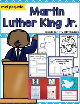 Martin Luther King Jr: SPANISH
