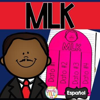 Martin Luther King Jr. Spanish Español