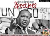Martin Luther King Jr. Speech Activity
