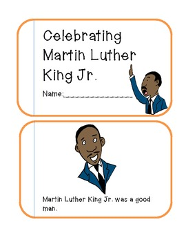 Martin Luther King Jr. Student Book