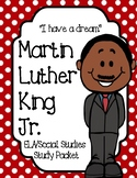 Martin Luther King Jr.  Study Packet