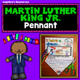 Martin Luther King Jr. : Summary Pennant - Martin Luther K