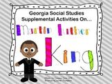 Martin Luther King, Jr. Supplemental Activities