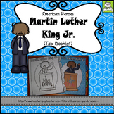 Martin Luther King Jr Tab Booklet