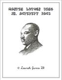 Martin Luther King Jr. Teaching Pack