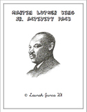 Martin Luther King Jr. Teaching Pack