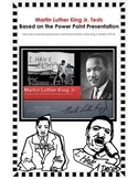 Martin Luther King Jr. Test (Freebie!)