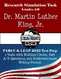 Martin Luther King, Jr. Test Prep/Cold Read
