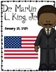 Martin Luther King, Jr. Biography Research Bundle {Report,
