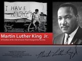 Martin Luther King Jr. Timeline