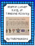 Martin Luther King, Jr. Timeline Activity