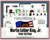 Martin Luther King, Jr Toddler/PreK Learning Pack